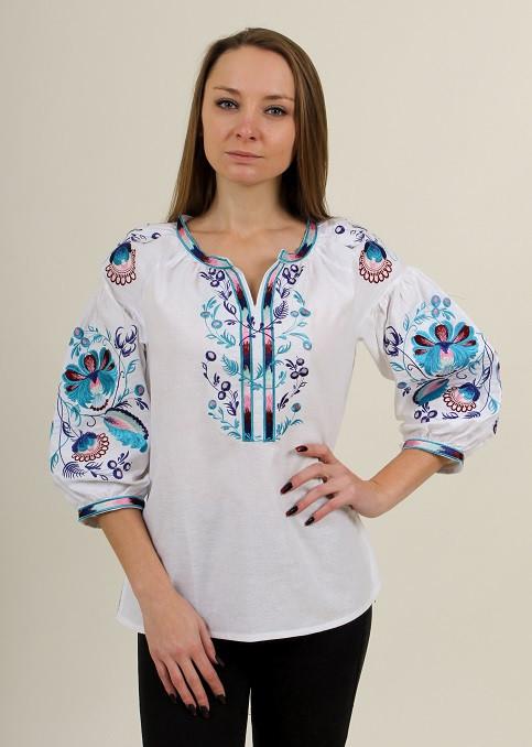 "Блуза - вышиванка ""Диброва"""