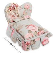Шкатулка для украшений Кроватка принцессы JL-23