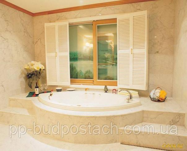 Розширюємо межі ванній візуально