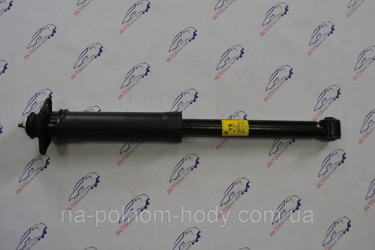 Амортизатор задній газовий Авео (опора+пильник+відбійник) ; GM, Південна Корея