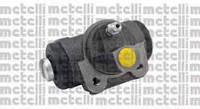 Цилиндр тормозной CITROEN JUMPY/FIAT SCUDO(Bendix) 96-06  d=19,05mm METELLI 04-0642