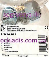 Ручкиуправления 2 штуки в сборе (фир.уп, EU) котлов Bosh-Junkers Ceraclass, арт. 8702000308, к.з.0900, фото 1