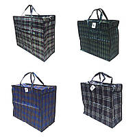 Хозяйственная сумка ткань  №2 (40 х 45 x 18 см), фото 1