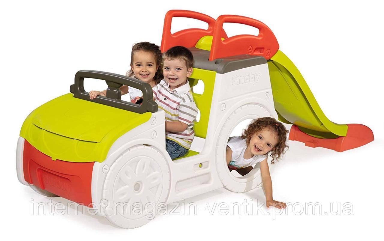 Игровой центр Автомобиль приключений Smoby 840205