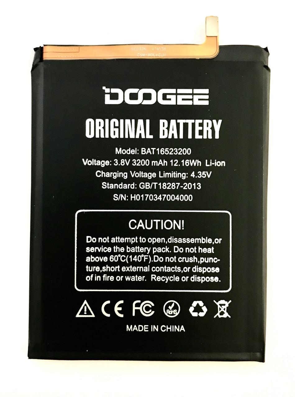 Doogee Y6 Y6c BAT16523200 Аккумулятор Батарея