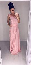 Летние платье в пол , фото 2