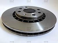Тормозной диск передний Brembo 09.9608.24 на Daewoo Lanos 1,5−1,6(16V) Espero 1,5(16V)-2,0 (R 14) , фото 1