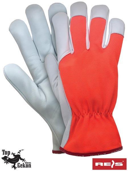 Захисні рукавички з високоякісної козячої шкіри.RLTOPER-VIVO P