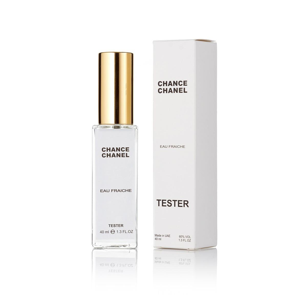 Тестер мини-парфюм для женщин Chanel Chance Eau Fraiche 40 мл