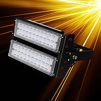 Модульный LED прожектор EUROLAMP 100W 5000K IP65 , фото 1