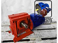 Мотор-редукторы червячные МЧ-80-28 об/мин с электродвигателем 1,1 кВт