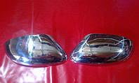 Накладки на зеркала для Ford Focus 2, Форд Фокус 2, 2008+