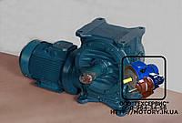 Мотор-редукторы червячные МЧ-80-35,5 об/мин с электродвигателем 1,1 кВт