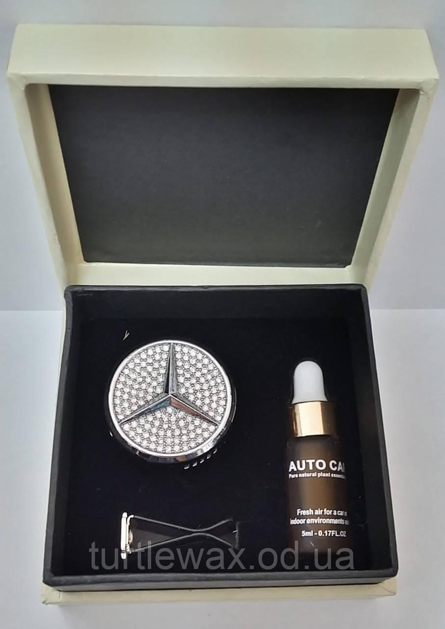 Освежитель воздуха-аромат духов  Mercedes