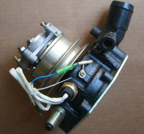 Насос водяной с электромагнитной муфтой FOTON 1043 (3,7) ФОТОН 1043, фото 2