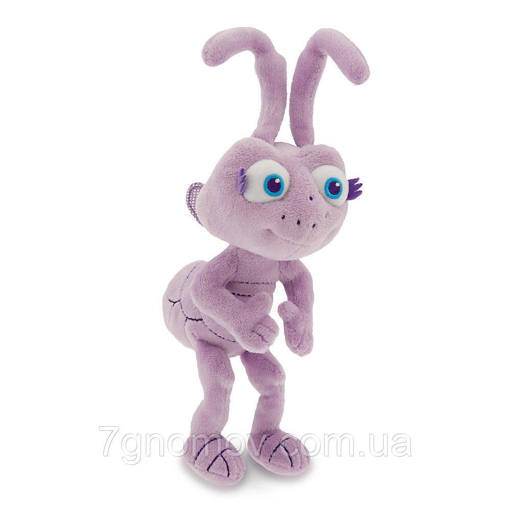 "Игрушка плюшевая ""Дот"", Дисней (Dot Plush - Mini Bean Bag - A Bug's Life - 8'' by Disney)"