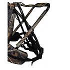 Рюкзак Forest Camo. Рюкзак для полювання. Рюкзак стілець, фото 3