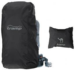 Накидка на рюкзак 70-100л Tramp L. Дощовик на рюкзак. Дождевик