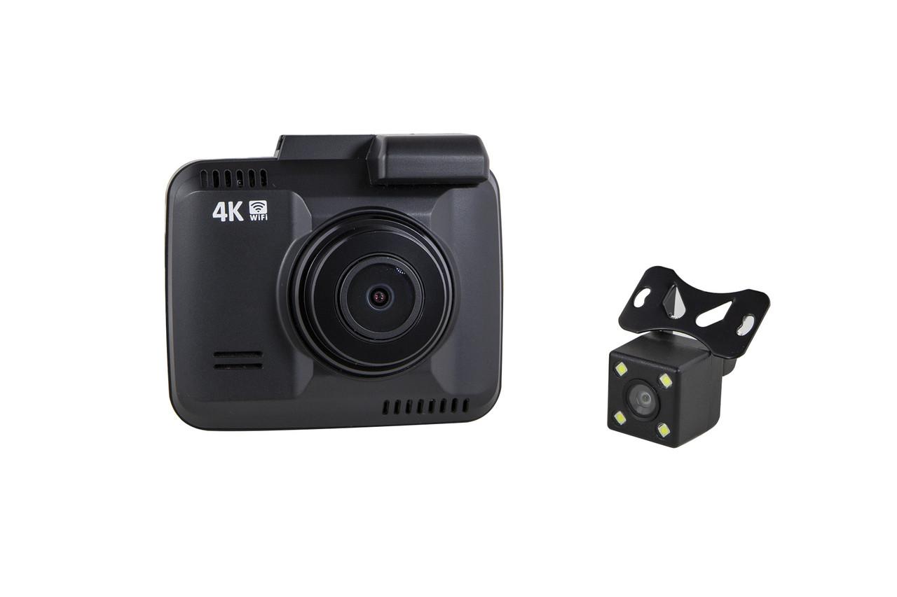 Видеорегистратор Falcon HD89-2CAM-GPS Wi-Fi