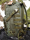 Рюкзак тактический 50л Commander Tramp. Рюкзак для охоты. Тактический рюкзак 50л., фото 3