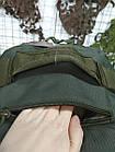 Рюкзак тактический 50л Commander Tramp. Рюкзак для охоты. Тактический рюкзак 50л., фото 7