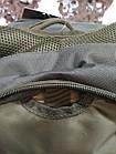 Рюкзак тактический 50л Commander Tramp. Рюкзак для охоты. Тактический рюкзак 50л., фото 8
