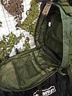 Рюкзак тактический 50л Commander Tramp. Рюкзак для охоты. Тактический рюкзак 50л., фото 9