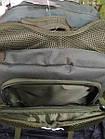 Рюкзак тактический 50л Commander Tramp. Рюкзак для охоты. Тактический рюкзак 50л., фото 10