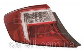 Левый задний фонарь TOYOTA CAMRY XV50 USA 11-14 внешний