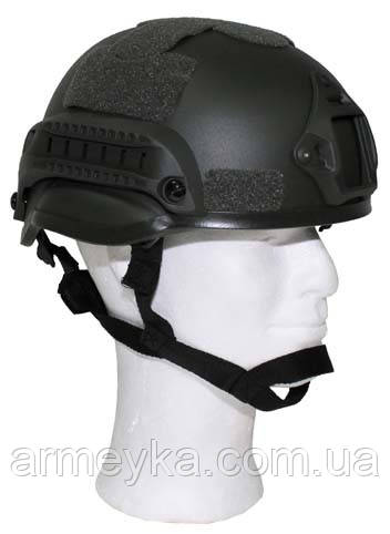 USA шлемMICH 2002, олива