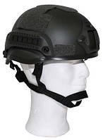 USA шлемMICH 2002, олива, фото 1