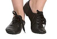 Тренировочные туфли (джазовки) Rivage Liine 1106 кожаные