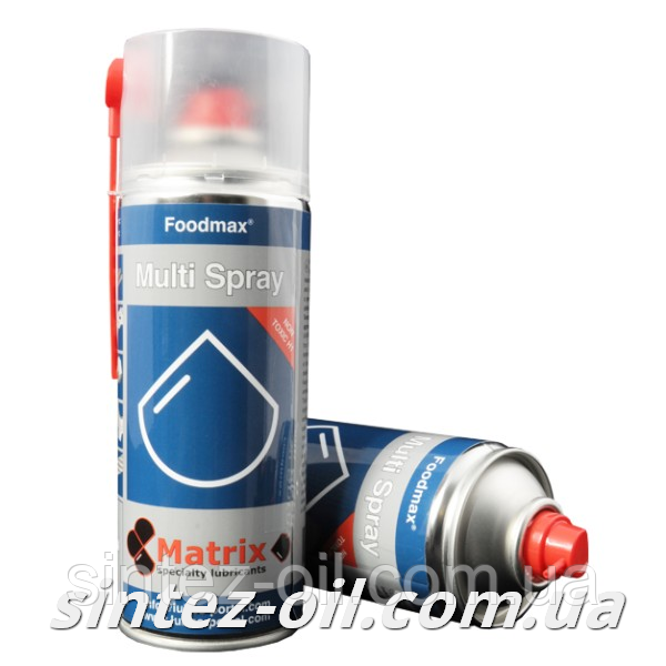 Спрей для смазывания цепей Foodmax Multi Spray (0,4л)
