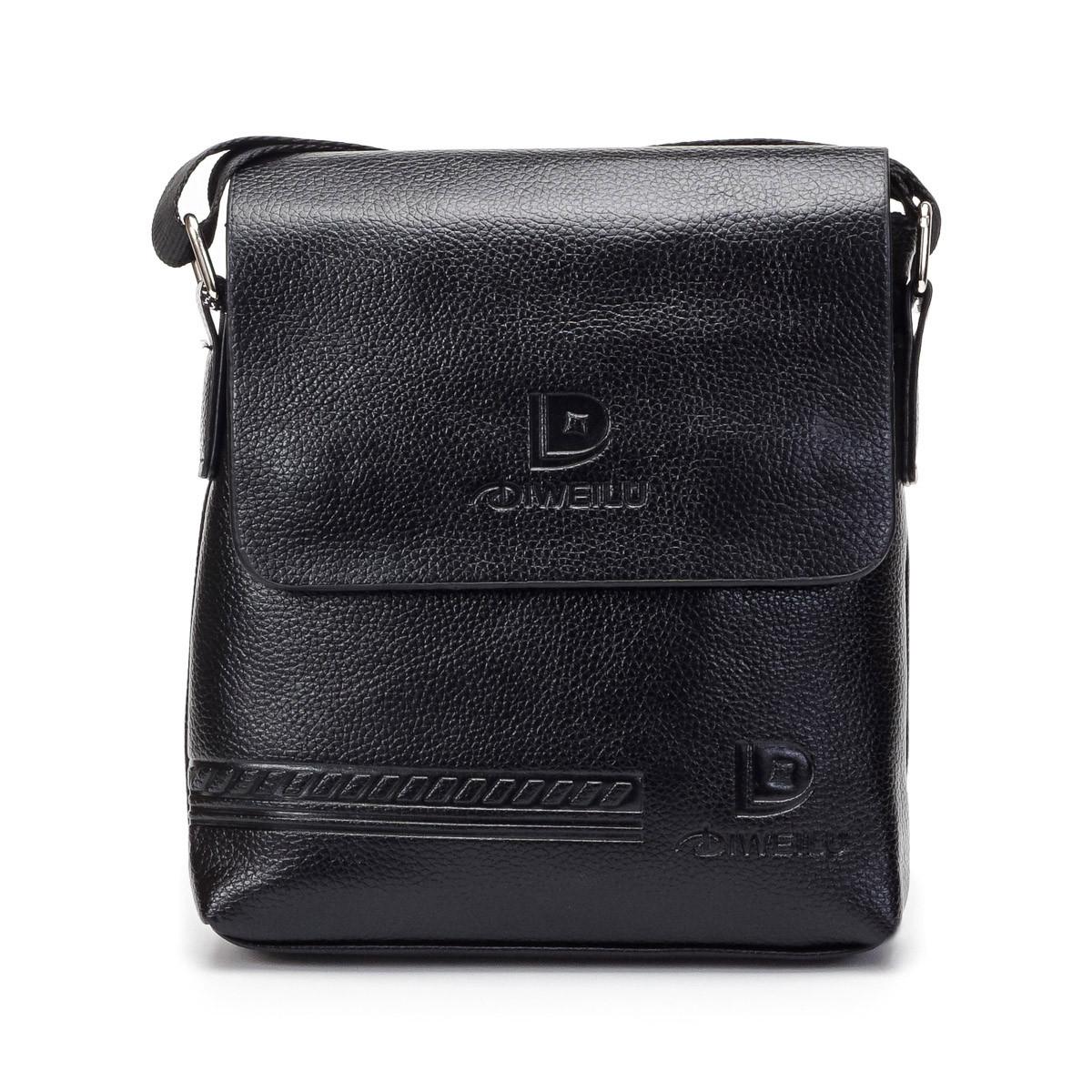 f3d77beebed3 Сумка мужская стильная черная: продажа, цена в Сумской области ...