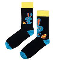 """Мужские носки Regina Avangarda """"кролик 1"""""""