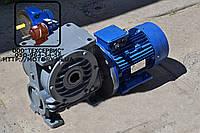 Мотор-редукторы червячные МЧ-80-140об/мин с электродвигателем 3 кВт