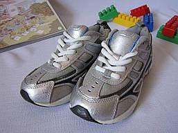 Кроссовки детские Jumping Beans оригинал размер 28.5 светло серые 08002/02