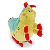 "Игрушка плюшевая ""Хаймлих"", Дисней (Heimlich Plush - Mini Bean Bag - A Bug's Life - 8'' by Disney)"