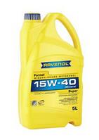 Ravenol Formel Super 15W-40 кан.5л - минеральное моторное масло