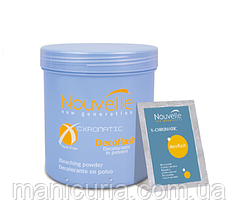 Nouvelle Decoflash Осветляющий порошок,  (ложка) 25 г