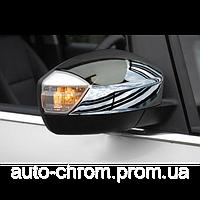 Накладки на зеркала для Ford Kuga 1, Форд Куга 1