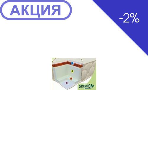 Ортопедический матрас Неолюкс Галант 3D кокос/латекс зима-лето (НЕОЛЮКС, размер: 80х190см.)