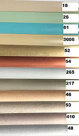 Жалюзи для окон горизонтальные алюминиевые с шириной ламели 16 мм, цветные металик.