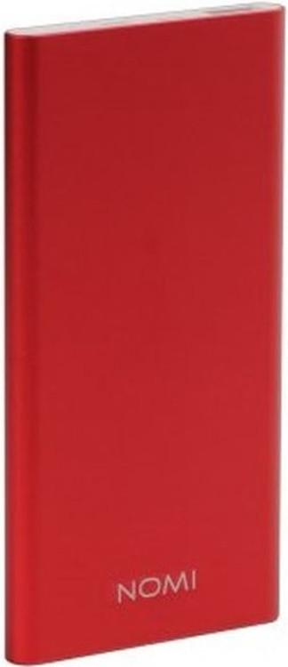 УМБ Nomi E100 10000 мАг Червоний