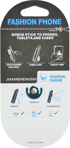 Попсокет Popsocket (Тримач для телефона) Combo + Авто тримач Піря павліни (299639), фото 2