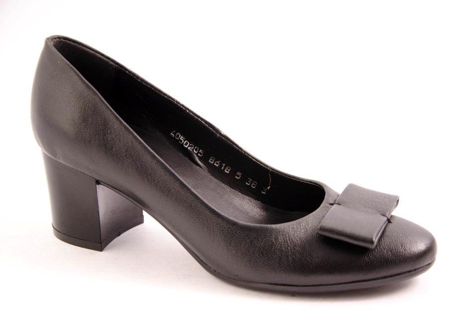 Туфли женские черные Romani 4050205 р.36-41