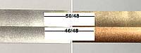 Жалюзи для окон горизонтальные алюминиевые с шириной ламели 16 мм, двухсторонние.