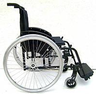 Активная инвалидная коляска Sopur Easy 200 черная, размер 40-41