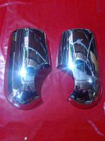 Накладки на зеркала для Ford Transit, Форд Транзит