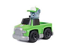 Спасательный автомобиль Paw Patrol Pull-Back roadster Рокки (SM16605-22)